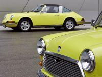 thumbs Classic MINI and Porsche 911