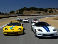 Chevrolet Corvette Racing 2010 Le Mans 50th Anniversary
