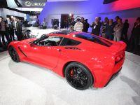 Corvette Stingray Detroit 2013