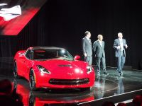 Corvette Stingray Detroit 2013