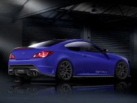 Cosworth Hyndai Genesis Coupe