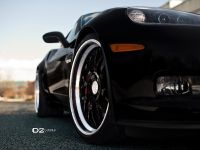 D2Forged Chevrolet Corvette Z06 FMS-01 Black