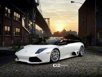 D2Forged Lamborghini Murcielago LP 640