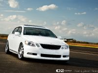 D2Forged Lexus GS350 FMS-07