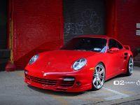 D2Forged Porsche 997TT CV13