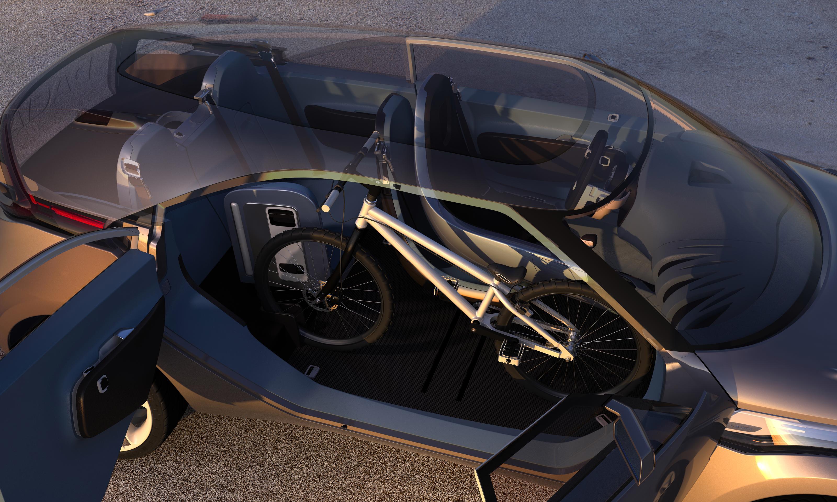 Dacia Duster Crossover Concept – очень много фотографий в высоком разрешении - фотография №1