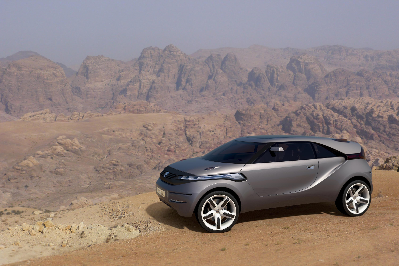 Dacia Duster Crossover Concept – очень много фотографий в высоком разрешении - фотография №3