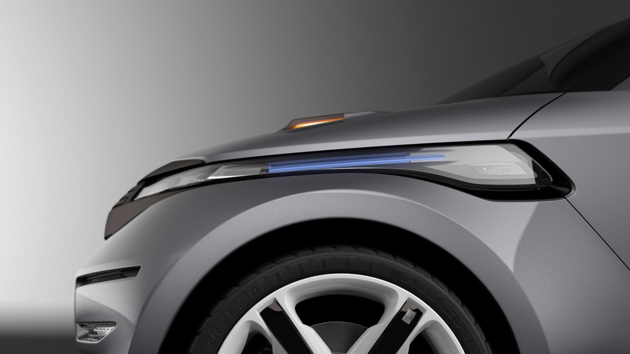 Dacia Duster Crossover Concept – очень много фотографий в высоком разрешении - фотография №11