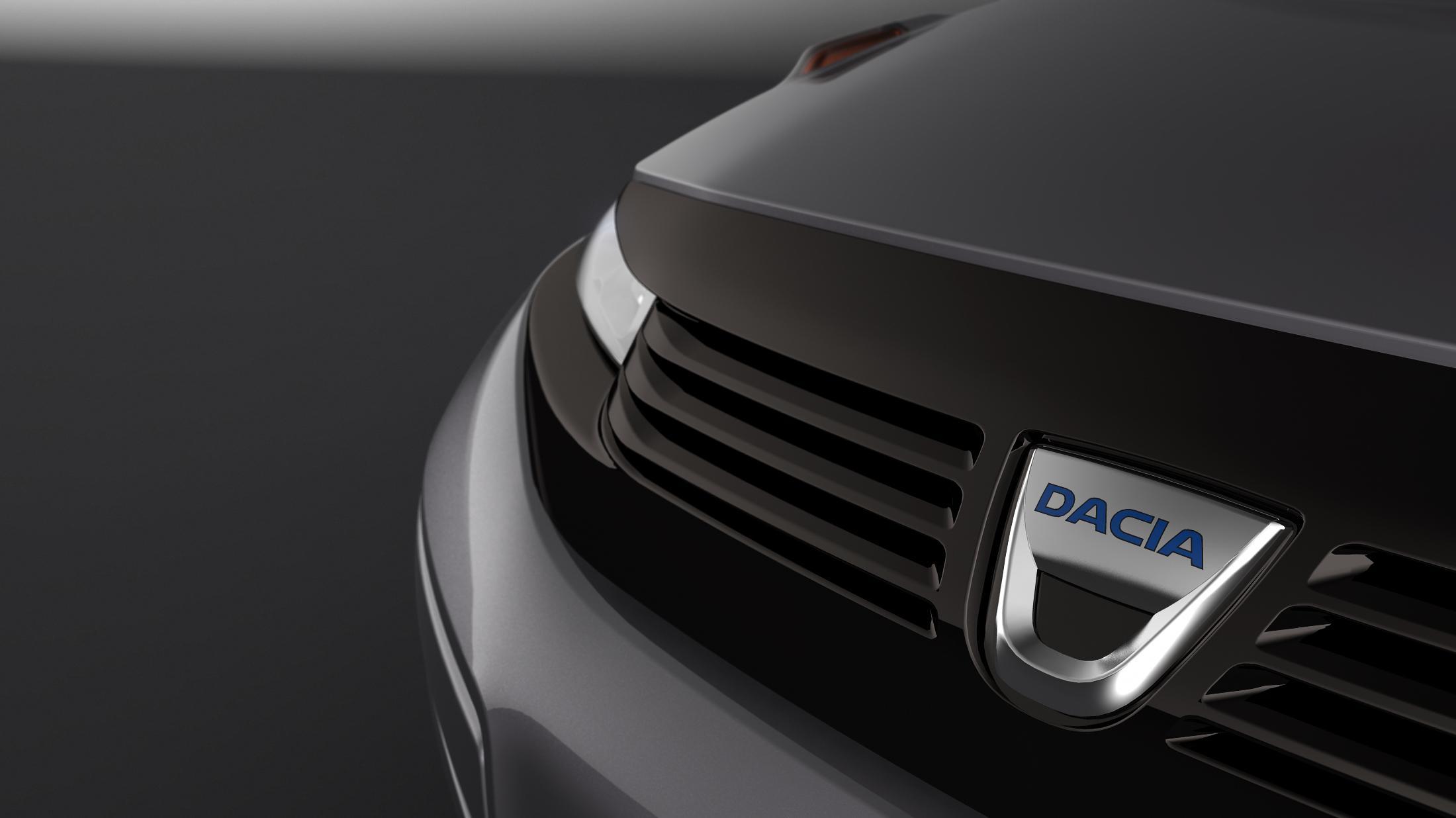 Dacia Duster Crossover Concept – очень много фотографий в высоком разрешении - фотография №12