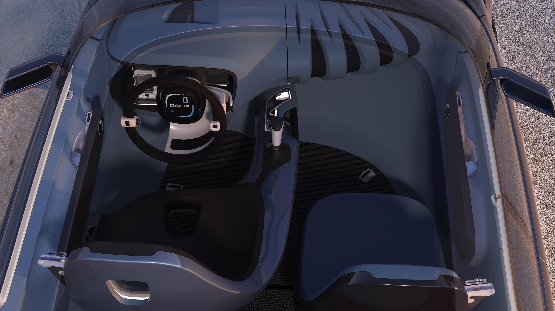 Dacia Duster Crossover Concept – очень много фотографий в высоком разрешении - фотография №25