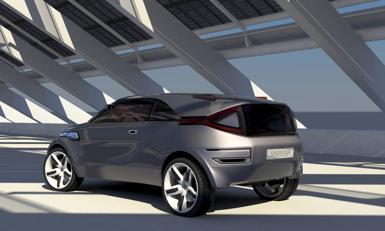 Dacia Duster Crossover Concept – очень много фотографий в высоком разрешении - фотография №26