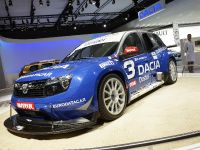 Dacia Duster Frankfurt 2011