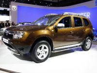 Dacia Duster Paris 2010