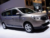 Dacia Lodgy Geneva 2012
