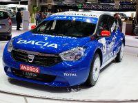 Dacia Lodgy Glace Geneva 2012
