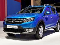 Dacia Sandero Stepway Paris 2014