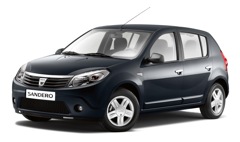 Дизельные версии Dacia Sandero доступны в коммерческой сети - фотография №16