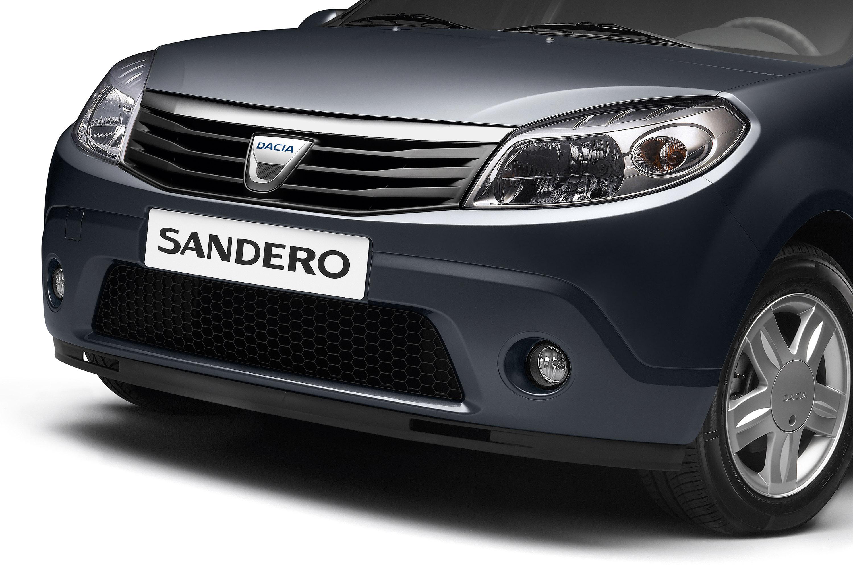 Дизельные версии Dacia Sandero доступны в коммерческой сети - фотография №17