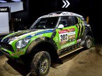 Dakar MINI Moscow 2012