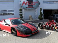DMC Ferrari 458 Italia Estremo and The Twin Bike