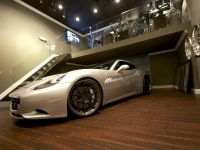 DMC Ferrari California 3S Silver Carbon Fiber