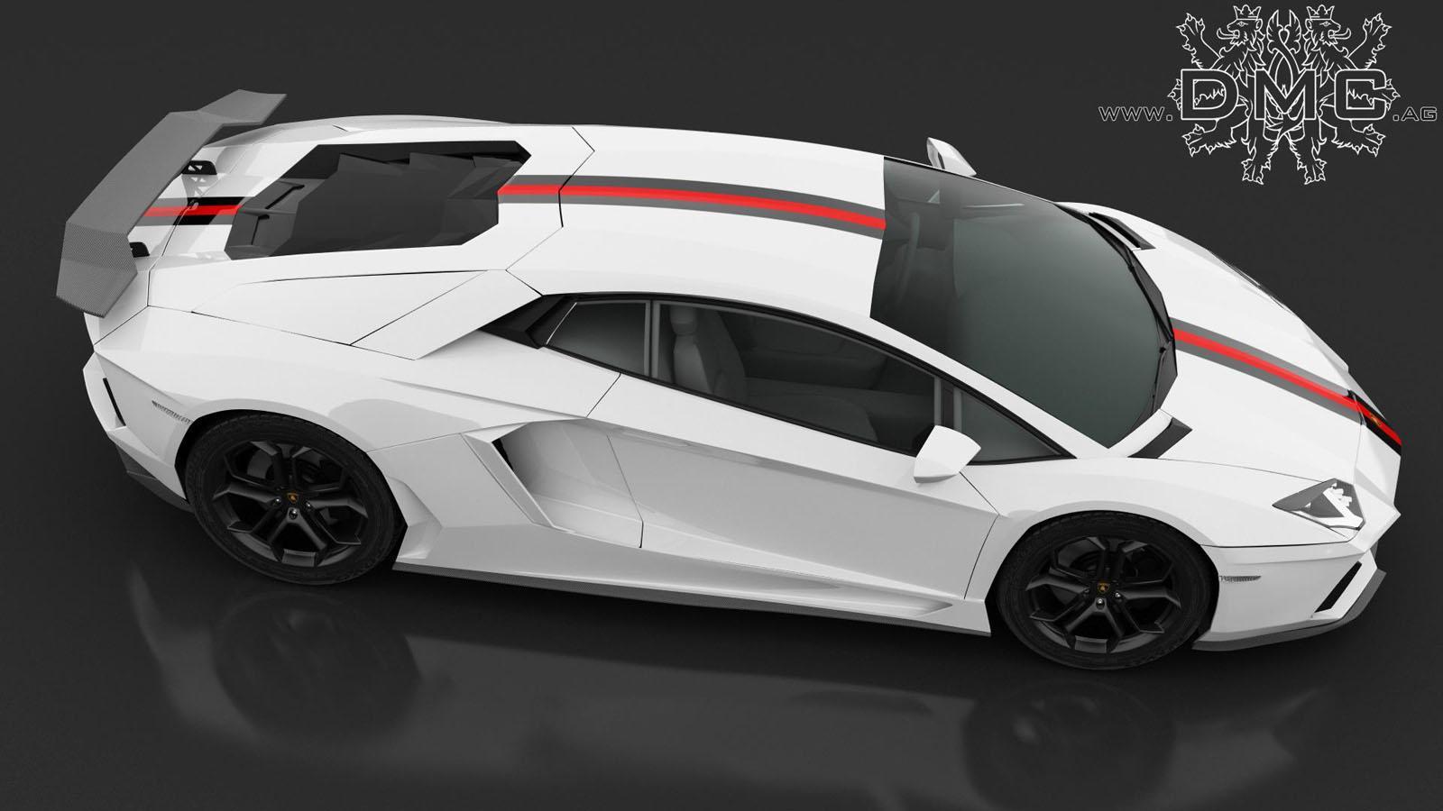 DMC Lamborghini Aventador Molto Veloce - фотография №2