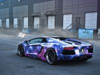 DXSC Lamborghini Aventador Roadster Galaxy