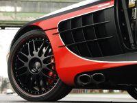 edo competition Mercedes-Benz SLR Black Arrow