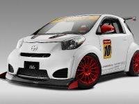 Evasive Scion iQ