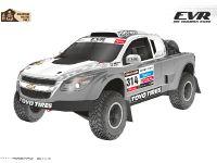 EVR Proto VX-101 Rally Raid Concept