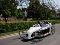 Mercedes-Benz F-CELL Roadster Bertha Benz Route