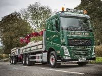 F G Bond and Son Volvo FH Drawbar Rigid