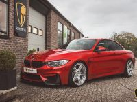 F82 BMW M4 Akrapovic Evolution Line Install