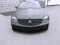 Famous Parts Mercedes CL 500 Black Matte Edition