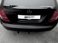Famous Parts Mercedes CL 500 Black Matte Edition