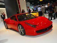 Ferrari 458 Italia Frankfurt 2011