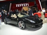 Ferrari at Paris Motor Show 2012