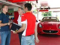 Ferrari California Tested By Shumaher