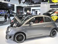 Fiat 500 Detroit 2010