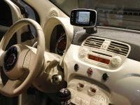 Fiat 500 Ferrari network