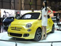 Fiat 500 Geneva 2011