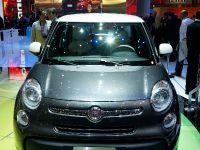 Fiat 500L Geneva 2012