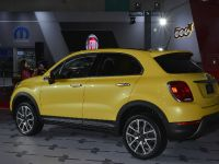 Fiat 500X Los Angeles 2014