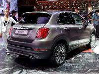Fiat 500X Paris 2014