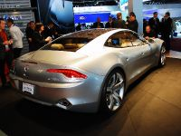 Fisker Karma Luxury Hybrid Detroit 2008