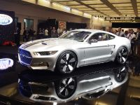 Fisker Rocket Los Angeles 2014