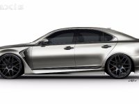 Five Axis Lexus PROJECT LS F SPORT