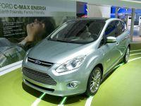 Ford C-MAX ENERGI Detroit 2011