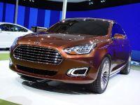 Ford Escort Shanghai 2013
