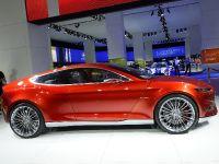Ford Evos Concept Frankfurt 2011